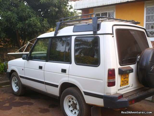 Landrover discovery 4x4 | Image #11/13 | Kampala furnished apartments & Uganda car hire 4x4