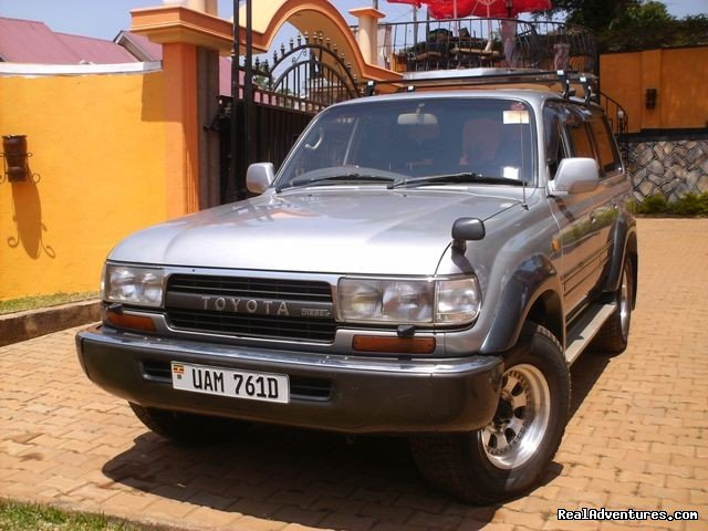 toyota landcruiser | Image #12/13 | Kampala furnished apartments & Uganda car hire 4x4