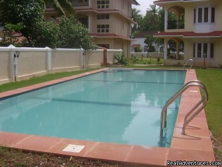 Pool Side Holiday Rentals in Goa(Near Beach)