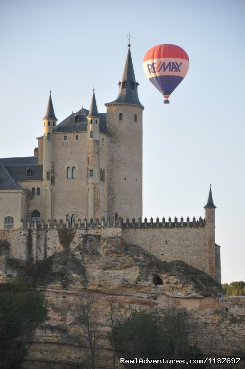 Segovia's Alcazar | Image #7/11 | Hot-air Balloon Rides in Madrid & Segovia, Spain