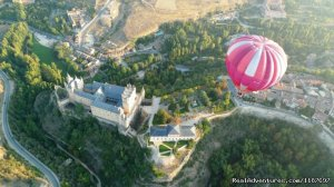 Hot-air Balloon Rides in Madrid & Segovia, Spain Ballooning Madrid, Spain