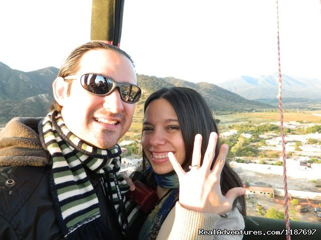 Balloon chartered exclusively for two | Image #9/11 | Hot-air Balloon Rides in Madrid & Segovia, Spain