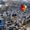 Segovia Winter flight