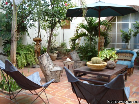 A little space of tranquility - Hotel Boutique Casa Tlaquepaque a Wonderful Gem.