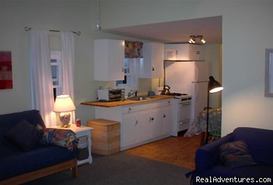 Kitchen - Ennis Cottage with private beach for weekly rental