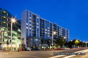 Stadium Waldorf Apartment Hotel Auckland (#1 of 22) - Stadium Waldorf Apartments Hotel Auckland