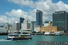 Auckland water front - Stadium Waldorf Apartments Hotel Auckland