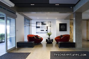 Hotel lobby (#12 of 22) - Stadium Waldorf Apartments Hotel Auckland