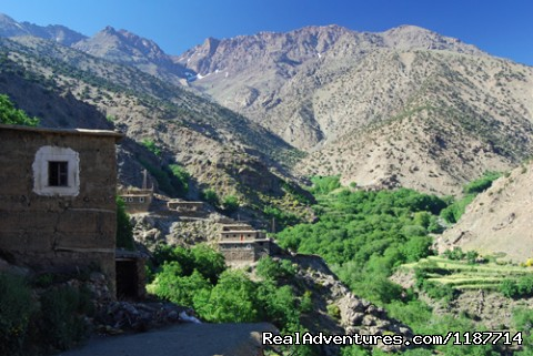 Azzaden valley - Tizi Oussem village (#4 of 6) - Overnight Treks in the Atlas Mountains - Morocco