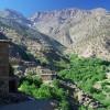 Azzaden valley - Tizi Oussem village