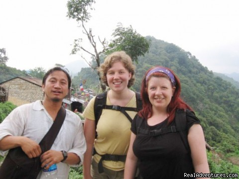 Volunteer Plus Adventure in Nepal