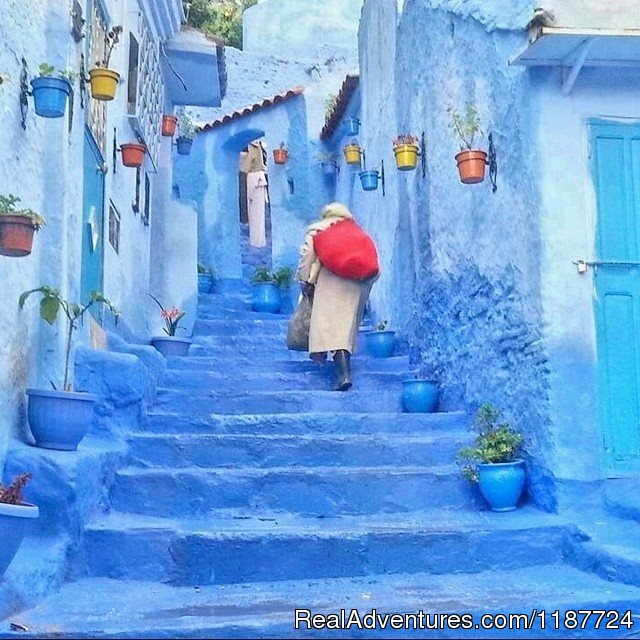 Chefchaouen - Your Morocco Tour