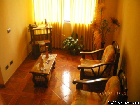 Rent-apartmentslima .furnished In Lima-peru