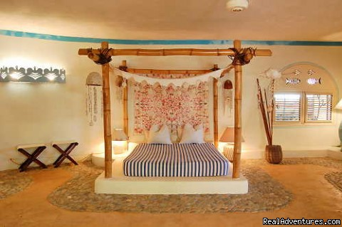 - The Caribbean's Charm All Into a Room