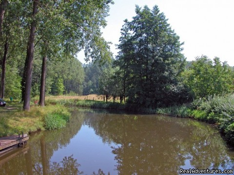 Wachtebeke Zuidlederiver - Romantic B & B between Ghent - Bruges and Antwerp