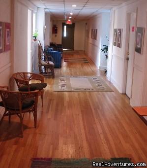 Hallway (#3 of 3) - A Cozy Hostel in Memphis!