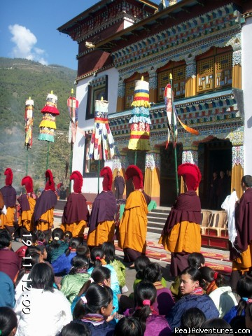 Enchanting Holidays in Bhutan