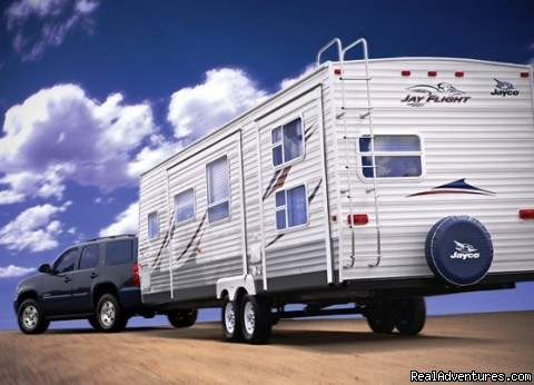 Jayco Jayflight - Luxury and Economy RV Rentals in Nashville, TN