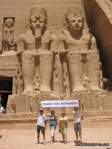 Abu Simbel Temple - No one knows Egypt Like us