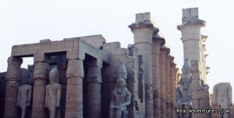 Luxor Temple - No one knows Egypt Like us