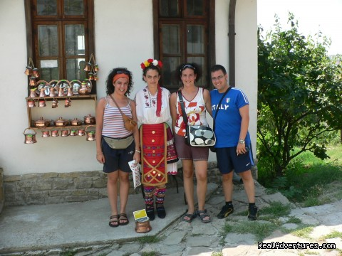 Bulgaria private tour guide customers gallery - Private tour guide in Bulgaria