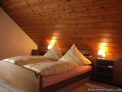 Gasthof zur Linde - Double Room with Balcony | Image #2/8 | Gasthof zur Linde ...your cosy Guesthouse in Dobel