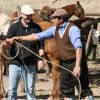 Learning gaucho skills