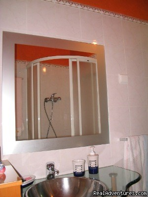bathroom - More Holidays Less Money with Alis Ubbo Apartments