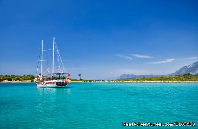 blue voyage bodrum cruise charter Turkey gulet charter gulet (#20 of 24) - Tum Tour Gulet Motor Yacht Charter & Blue Cruise