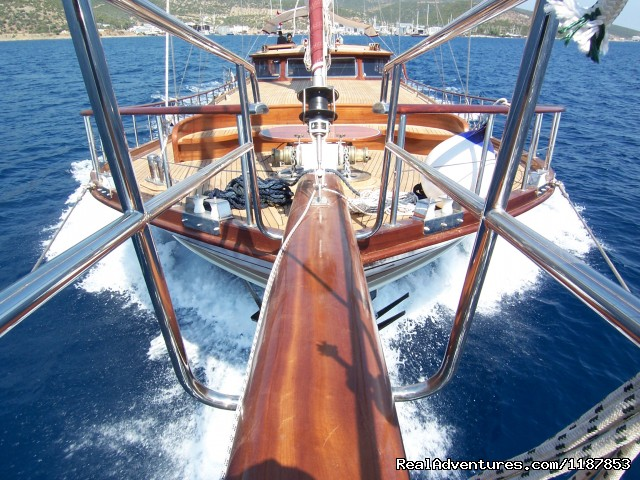 Gulet Yacht Gullets Luxury Yacht Charter Hire Motor - Tum Tour Gulet Motor Yacht Charter & Blue Cruise