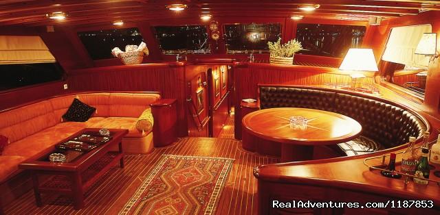 blue voyage bodrum cruise charter Turkey gulet charter gulet (#23 of 24) - Tum Tour Gulet Motor Yacht Charter & Blue Cruise