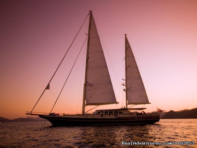 Aegean Cruise Best Luxury Cruises Blue Charters Blue Cruise (#24 of 24) - Tum Tour Gulet Motor Yacht Charter & Blue Cruise