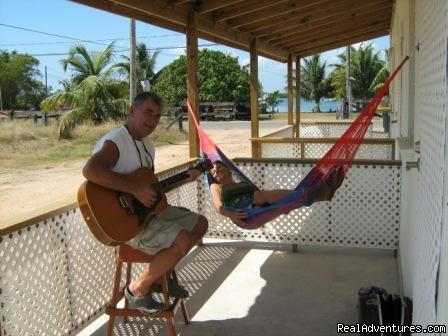 - Placencia in Caribbean Belize