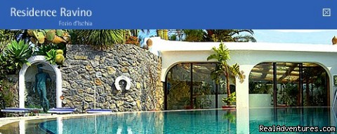 pools area - Apartments in a Botanical Garden, Ischia (Amalfi)