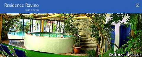 insite indoor pool - Apartments in a Botanical Garden, Ischia (Amalfi)