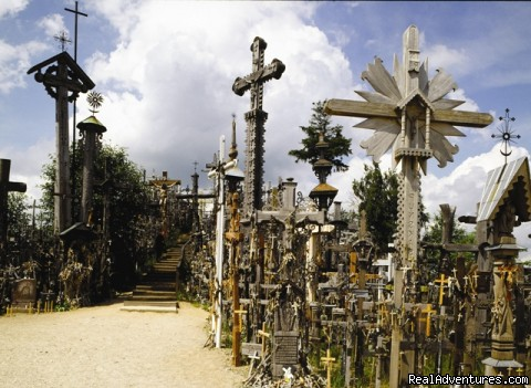The Hill of Crosses in Siauliai - Lithuania Incoming Tour Operator grandbaltics.com