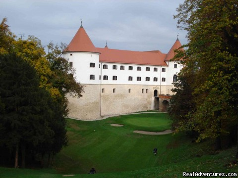 Golfing in Slovenia: Mokrice Castle golf course