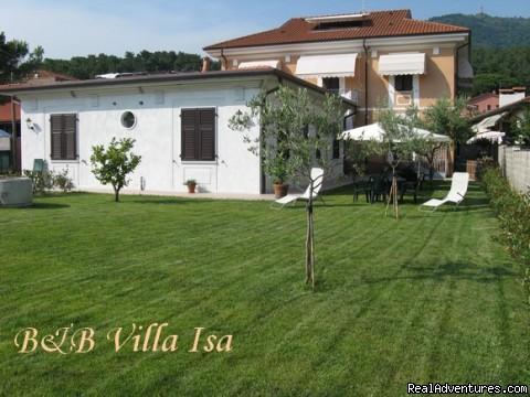 B&B Villa Isa: