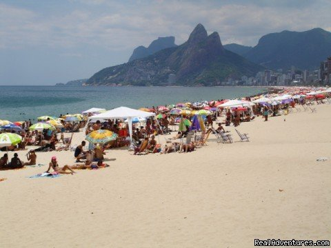 COMPLETELY PRIVATE SINGLE ROOM TO RENT IN IPANEMA - 2 MIN WALK TO THE BEACH - 1 PERSON 