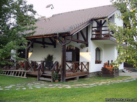 Casa Mosului-Fagaras Mountains, Transylvania