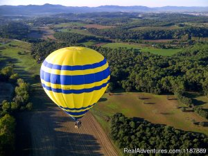 Hot air balloon flights from Barcelona, Spain Ballooning Barcelona, Spain