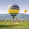 Balloon near Barcelona