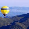 Adventure balloon tour