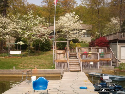 - Weiss Lake House Vacation Rental