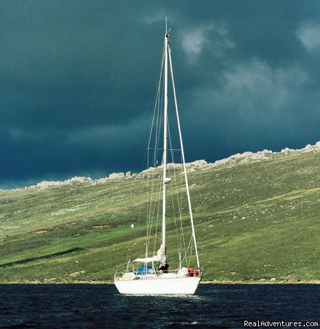 - Sailing with Ulysses - from France to Greece