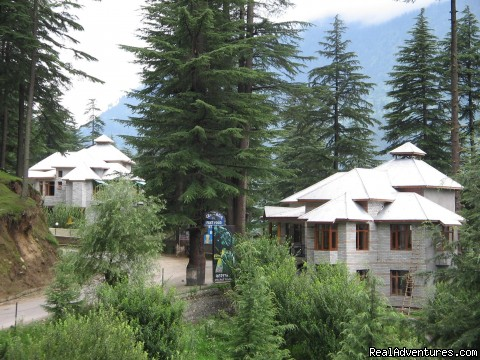 Image #3 of 11 - lesuire holidays,holidays in himalayas,Adventure t
