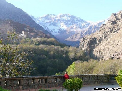Day excursion to the high Atlas Mountains - Kasbah Mountains, Morocco Sight-Seeing Tours