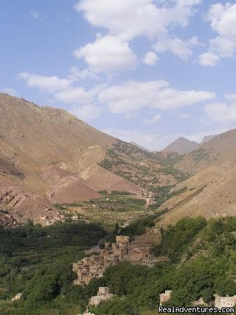 Tizi Tamaterte 2279m (#2 of 8) - Day excursion to the high Atlas Mountains - Kasbah