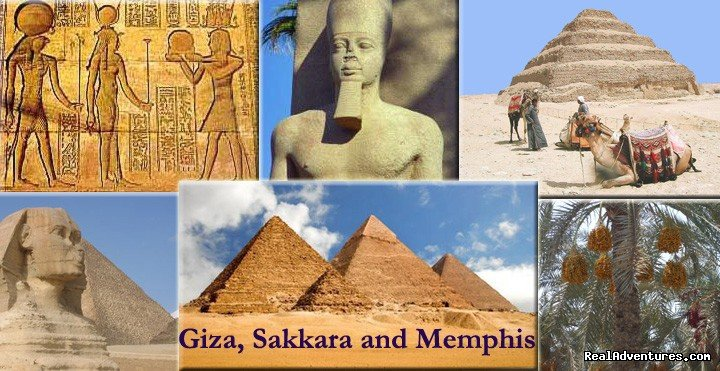 day trip to Giza, Sakkara and Memphis | Image #6/26 | Pharaonic tour guide