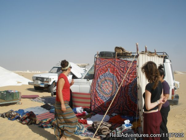 WHITE DESERT CAMPING - 2 days/ 1 night | Image #18/26 | Pharaonic tour guide